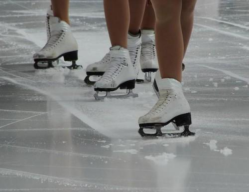 Prázdniny na korčuliach!