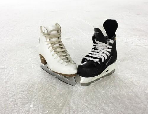 Nádielka korčuľovania počas jarných prázdnin!