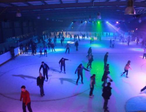 Večerné korčuľovanie v pondelky a soboty