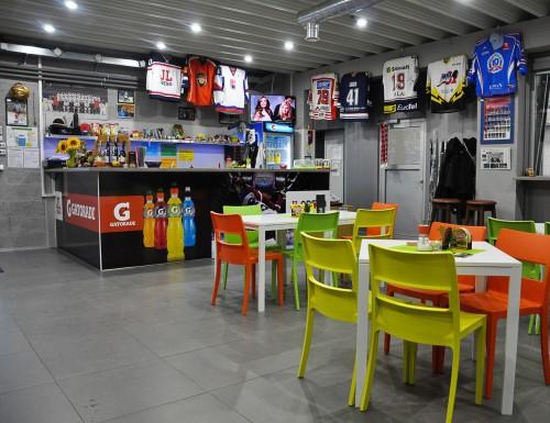 Gatorade Sport Bar otvorený denne od 6:00 - 22:00