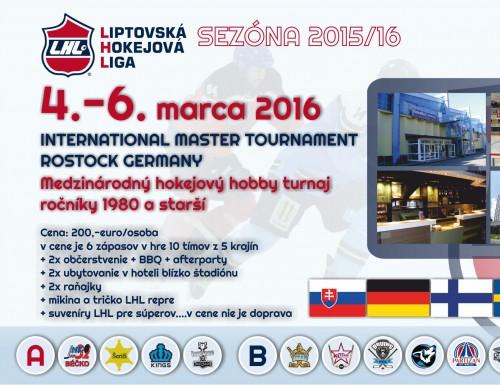 nábor na medzinárodný turnaj v Nemecku